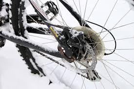 Rowerem w zimie?