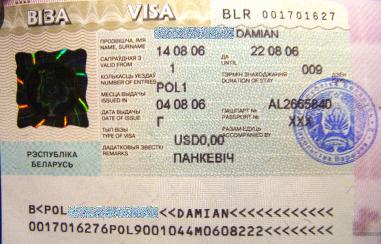 wiza turecka