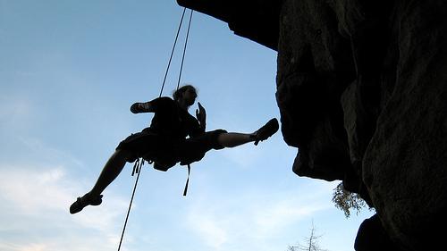 Specjalistyczny ekwipunek alpinistów