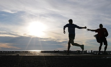 Wiosenny trening czas zacząć - bieganie