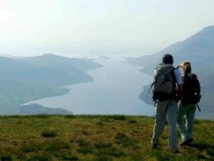 chodzenie po górach