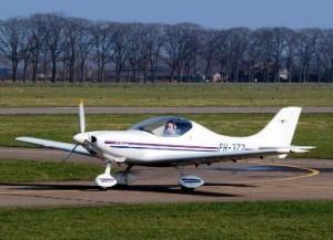 samolot ultralekki