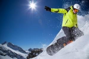 odzież snowboardowa