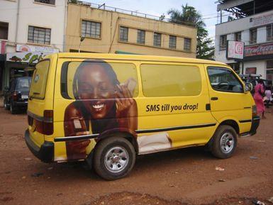 mobile uganda