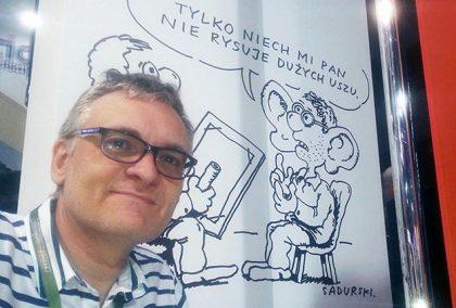 sadurski karykatury