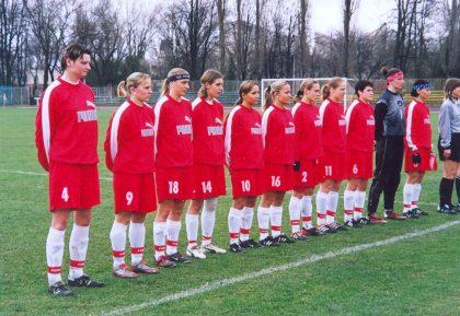 footbal kobiet